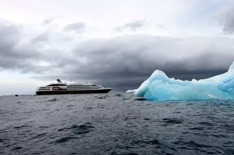 Can You Go to The Antarctic?